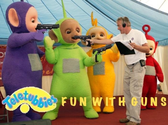 Fun With Guns Unanything Wiki Fandom Powered By Wikia