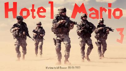 HotelMario3TeaserPoster