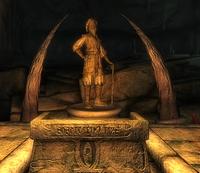 Sheogorath Statue