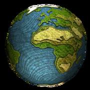 Cloth earth lbp1