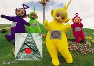 Illuminati and teletubbies