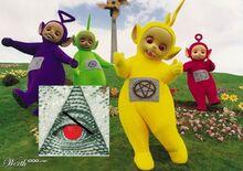 Illuminati and teletubbies