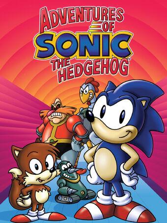 Adventures Of Sonic The Hedgehog Unanything Wiki Fandom