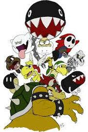 Bowser's Army