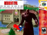 Resident Evil Nemesis: Mushroom Kingdom
