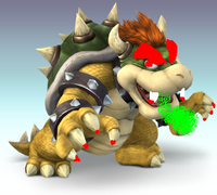 Super Eviler Bowser