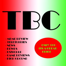 TBC POSTER