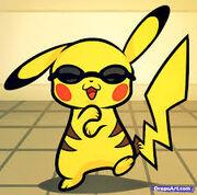 Dancing pikachu