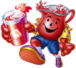Kool aid guy kid