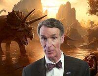 Bill Nye dino