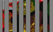 Ganon behind bars