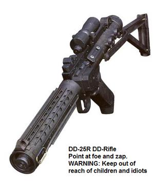 DD-Rifle