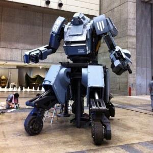 Mega Death Robot