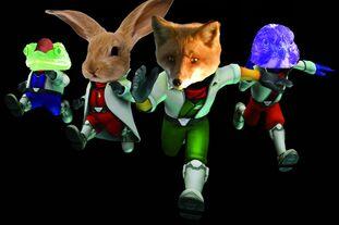 Star-foxteam