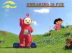Swearing is Fun