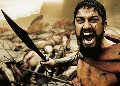 King Leonidas 300