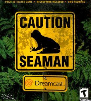 Seaman Cover