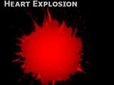 Heart Explosion