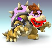 Female bowser