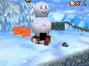 SM64DS Cool, Cool Mountain
