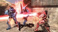 Spartan Laser Blast