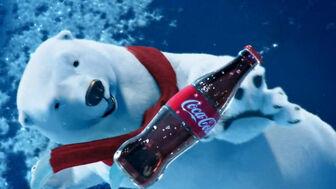 Coca-Cola Bear