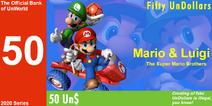 Mario undollar