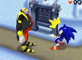 Sonic vs. eggman nega