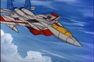 Starscream Jet
