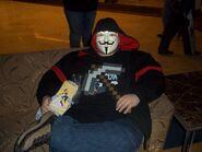Average member of anonymous 2012
