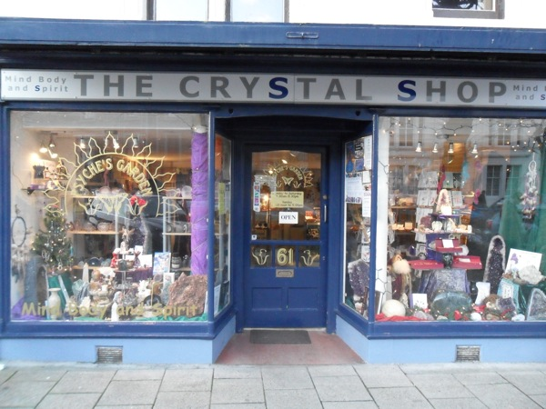 Episode 120: Undercover At The Reptilian Crystal Shop | Unbelievable