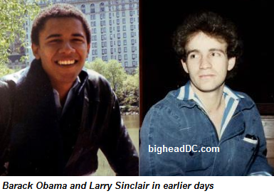 Larry sinclair wiki