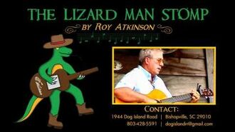 The Lizard Man Stomp by Roy Atkinson