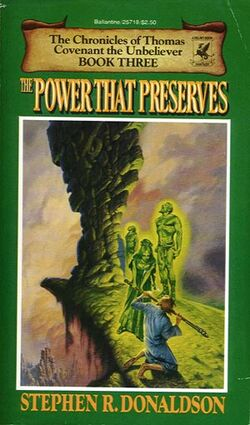 The Power that Preserves - 1979