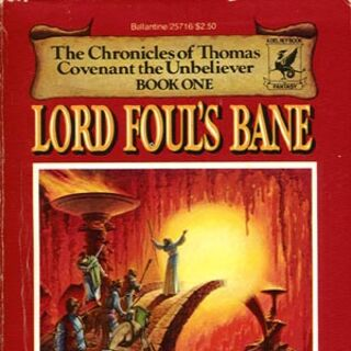 Image result for lord foul's bane