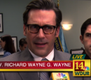 Reverend Richard Wayne Gary Wayne