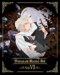 Unbreakable Machine-Doll Anime Blu-ray Vol.VI Picture Label