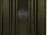 Raishin Akabane's Room Nameplate