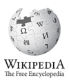 English Wikipedia Website Logo