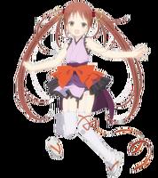 Komurasaki's Full Appearance