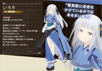 Irori's Anime Character Profile