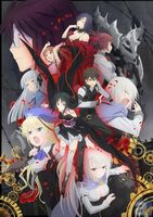 Unbreakable Machine-Doll Anime Promotional Poster