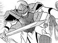 Armoured Knight M
