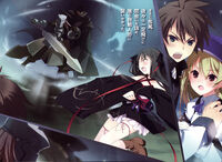 Unbreakable Machine-Doll Light Novel Volume 01 Pages 004-005