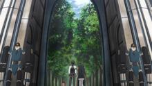 Raishin and Yaya Enter the Academy