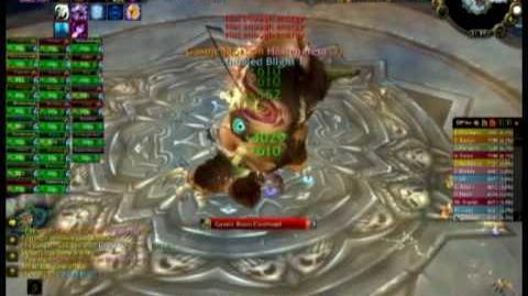 Drumans VS Lich King (Part3)