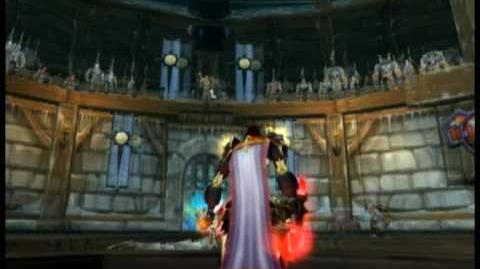 WoW 3.2 Special Boss fight & Toybox With Drumans