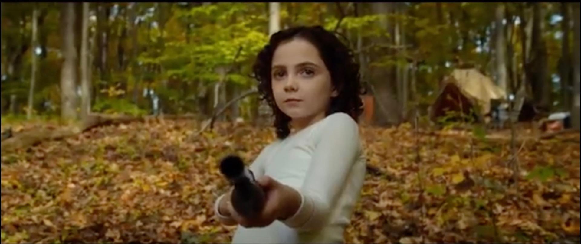 Casey Threatening To Shoot John