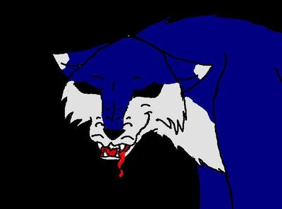 Brute of Darkness by wolfskin24