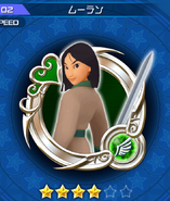 102 Mulan New